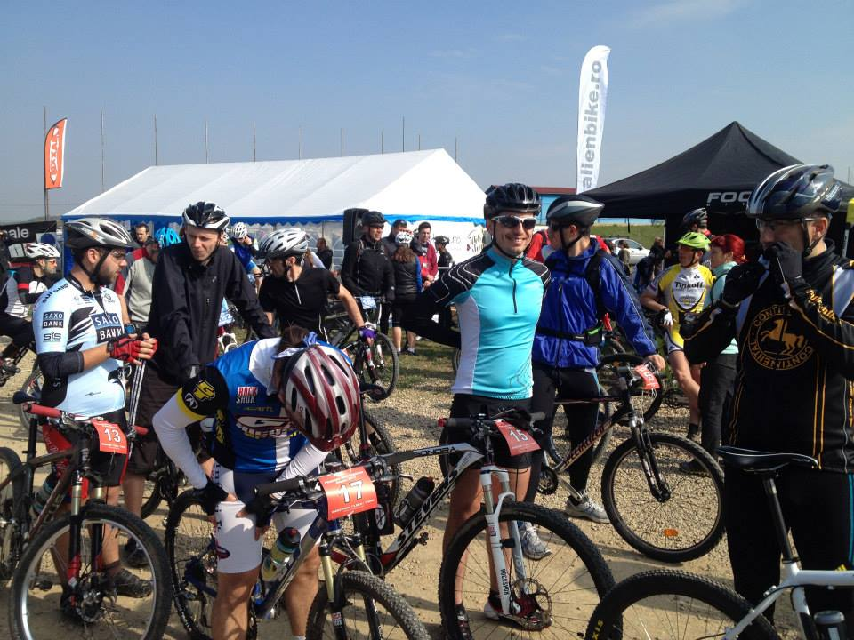 TDN la start, Probikers maraton Oradea 2014