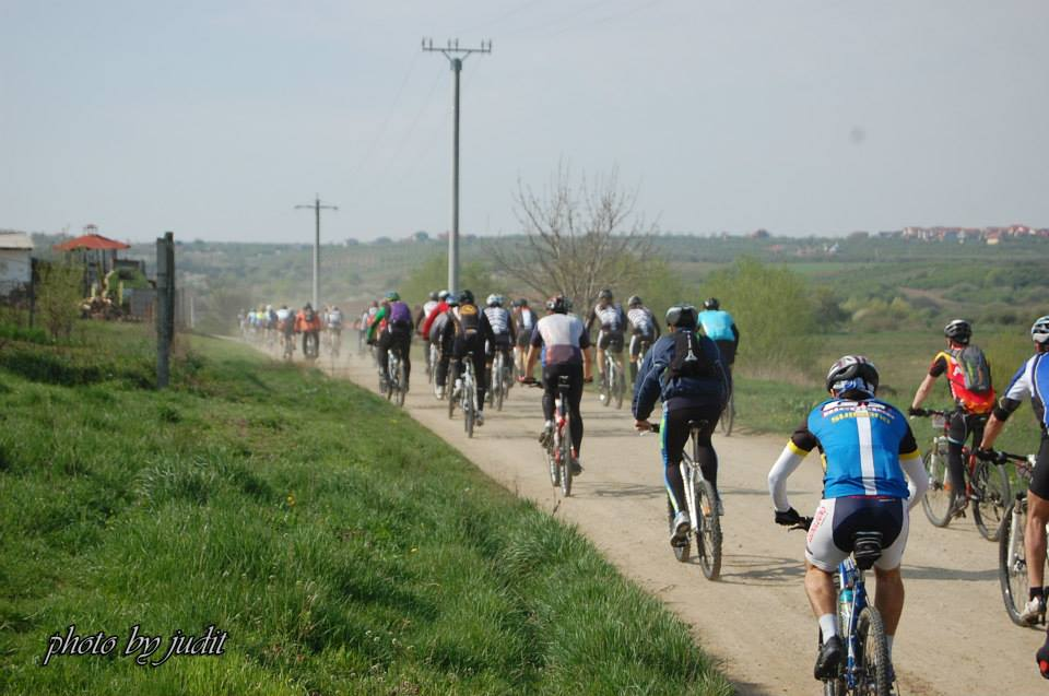 Start in forta, Probikers maraton Oradea 2014