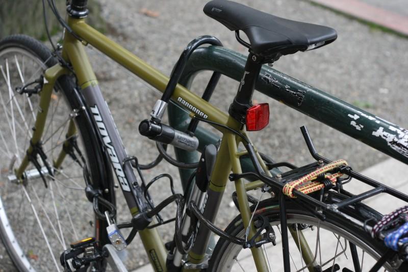 Nu le da ocazia sa-ti fure bicicleta